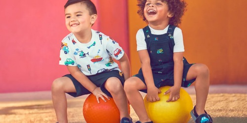 Gymboree Toddler Apparel as Low as $7.98 + Free Shipping