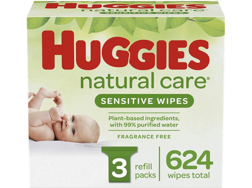 box of unscented baby wipes