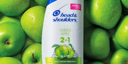 Head & Shoulders 2-in-1 Anti-Dandruff 32oz Bottle Twin Pack Only $14.91 Shipped on Amazon | Just $7.45 Each