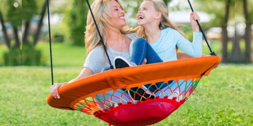 HearthSong Mega Funshine Swing Just $63 on Zulily (Regularly $130)