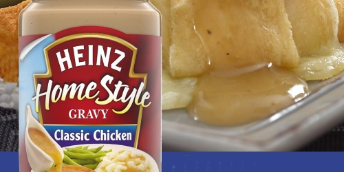 Heinz Homestyle Classic Chicken Gravy Jar Only $1.51 Shipped on Amazon