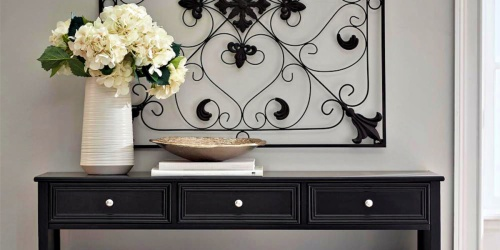 Oxford Storage Console Table Only $164 Shipped on Home Depot (Regularly $273)