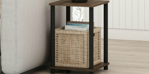End Tables Set from $23.52 on HomeDepot.com | Only $11.76 Each