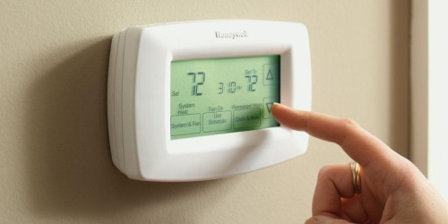 Honeywell Smart Thermostat w/ Touchscreen Only $42 Shipped on HomeDepot.com (Regularly $83)