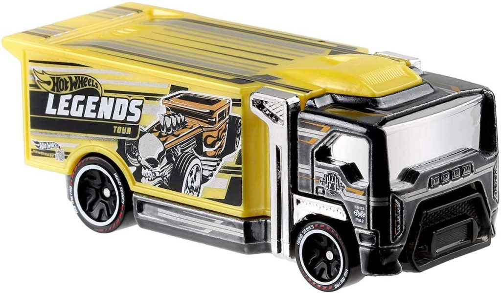 Hot Wheels truck