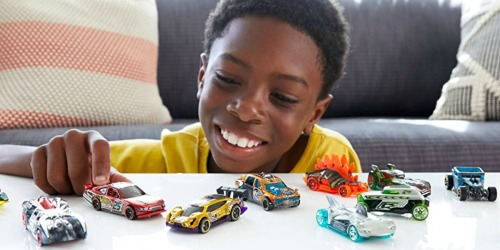 Hot Wheels id Cars from $2.87 on Amazon (Regularly $7)