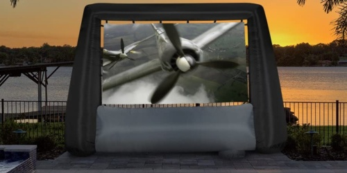 Inflatable Movie Screen Only $99.99 Shipped on Amazon (Regularly $130)
