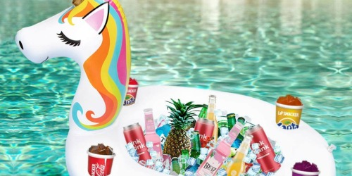 Inflatable Unicorn Serving Bar Only $15.99 on Amazon