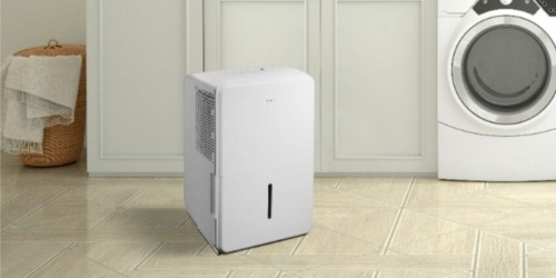 Insignia 50-Pint Dehumidifier Only $149.99 Shipped (Regularly $220)