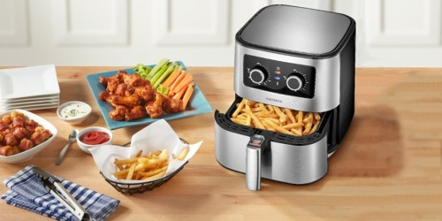 Insignia 5-Quart Air Fryer Only $39.99 Shipped on BestBuy.com (Regularly $100) | Today Only