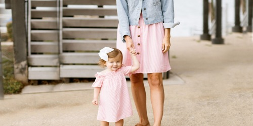 Mommy & Me Dresses as Low as $9 on JCPenney (Regularly $22)