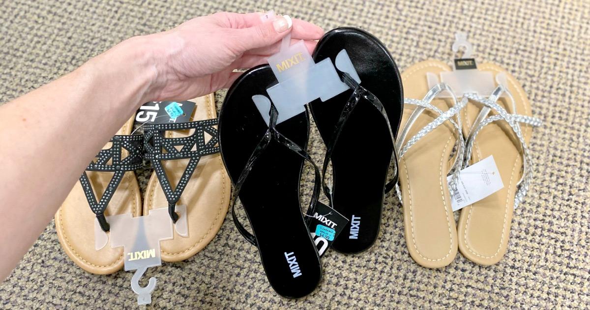 Women's Sandals \u0026 Flip-Flops from $3.50