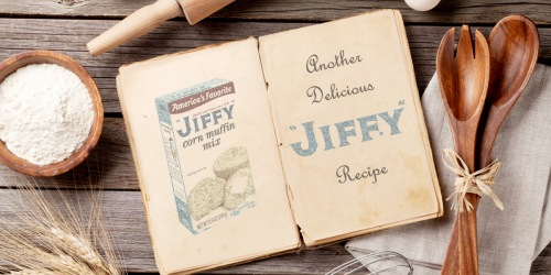 FREE Jiffy Mix Recipe Book | Tons of Delicious Recipes