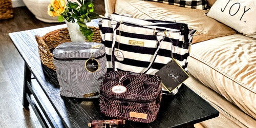 Up to 60% Off JuJuBe Diaper Bags, Cosmetic Bags & More