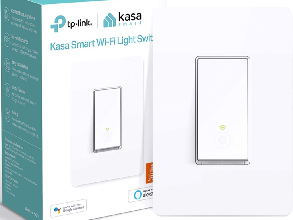 box for Kasa Smart Light Switch by TP-Link