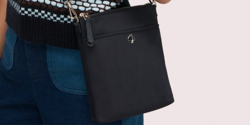 Kate Spade Crossbody Bag Only $48 Shipped (Regularly $128)