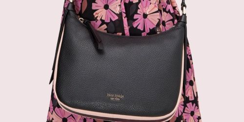 Kate Spade Medium Crossbody Leather Handbag Only $78 Shipped (Regularly $228)