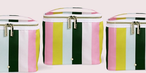 Kate Spade Insulated Lunch Tote Only $14 Shipped (Regularly $30)