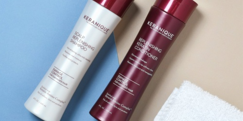 Keranique Shampoo & Conditioner Sets Only $19.99 on Zulily