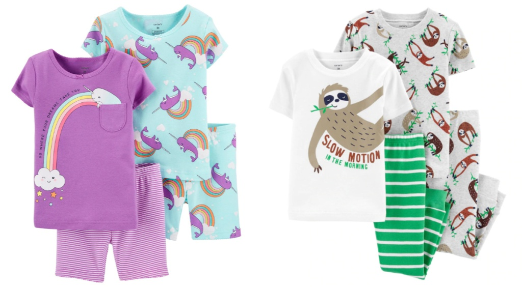 Kid's Pajama Sets