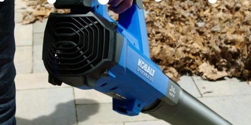 Kobalt Cordless Leaf Blower & Trimmer Set Just $129 Shipped on Lowes.com (Regularly $199) | Includes Battery & Charger