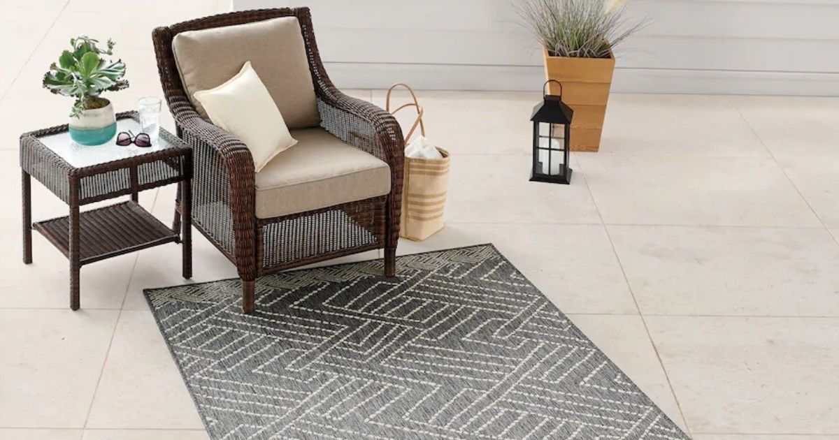 Sonoma Goods For Life Indoor Outdoor Area Rugs From 12 On Kohls Com Regularly 80 Hip2save