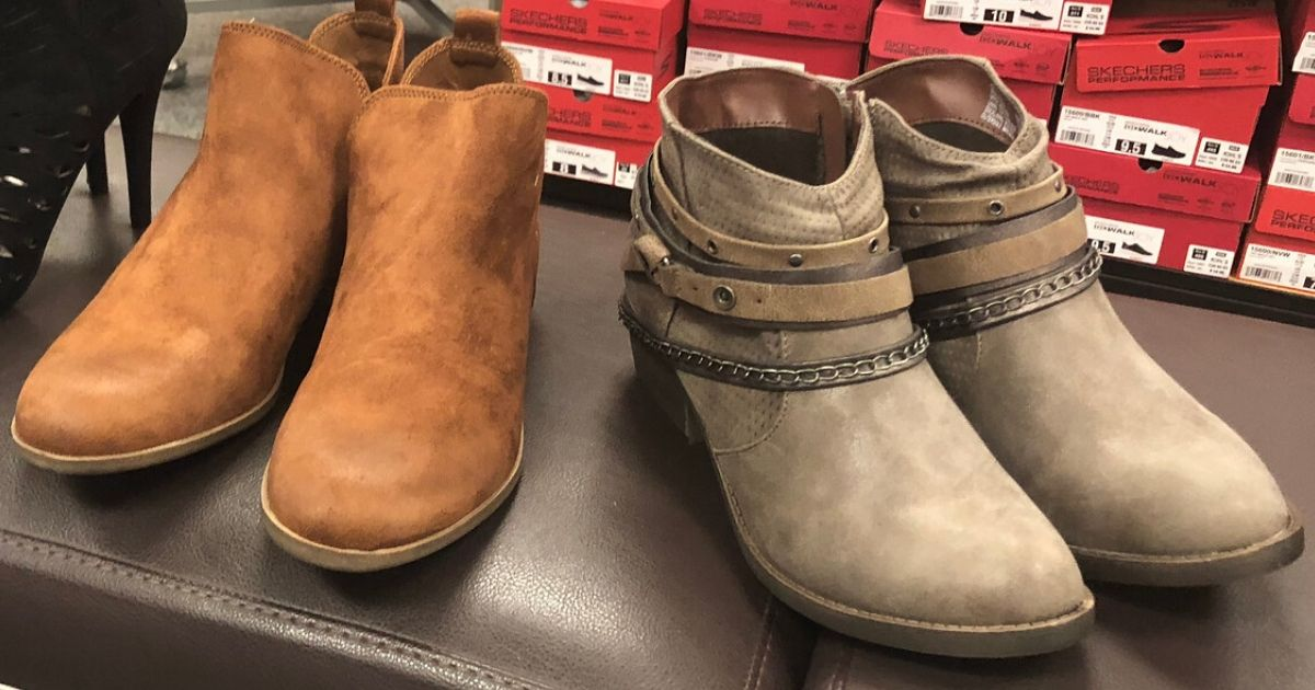 Women's Fashion Boots as Low as $11.99