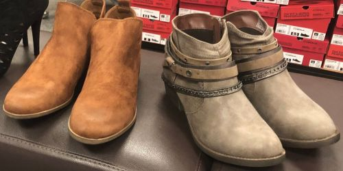 Women's Fashion Boots as Low as $11.99 at Kohl's (Regularly $40)