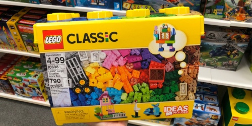 $70 Worth of LEGOs Only $42 Shipped on Amazon | Star Wars, DUPLO, City, & More