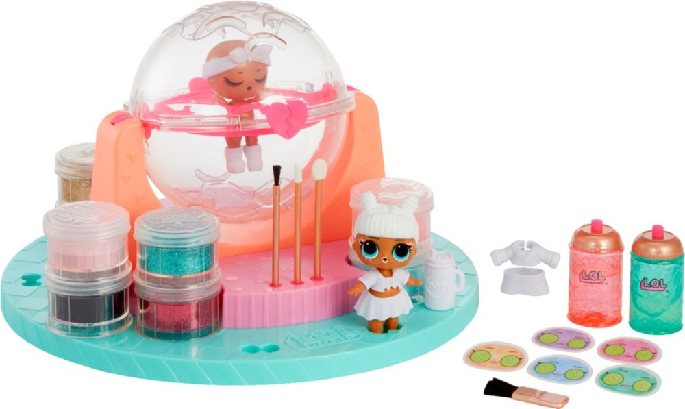 LOL Surprise Glitter Factory playset