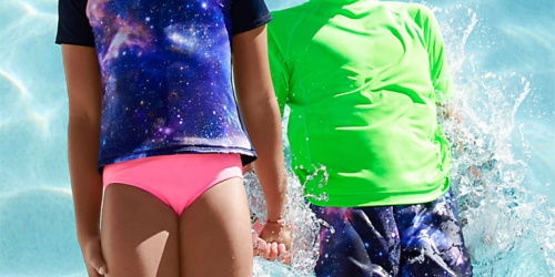 60% Off Lands' End Swimsuits for the Family + Free Shipping