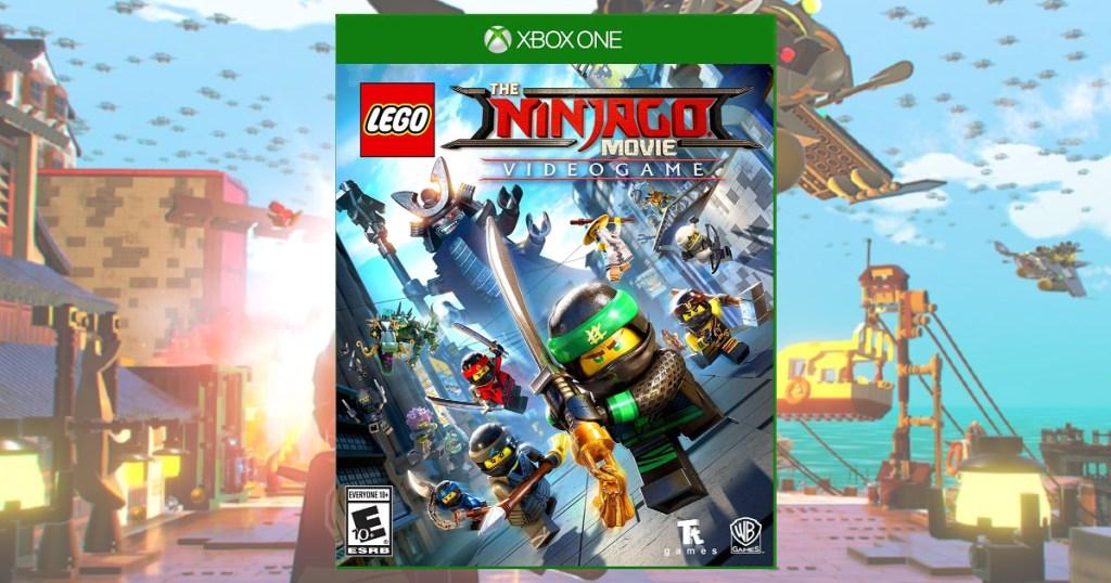 Lego Ninjago Xbox Video Game