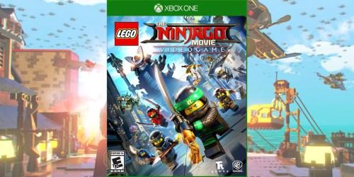 Free LEGO NINJAGO Movie Xbox One Game Digital Download (Regularly $50)