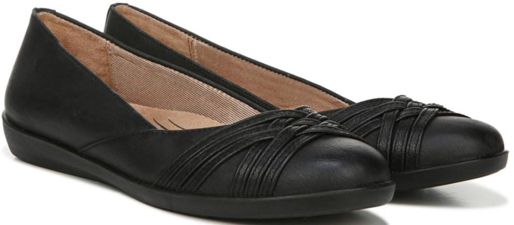 LifeStride women's flat slip-on shoes