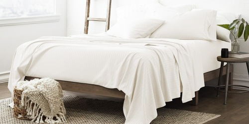 72% Off Linens & Hutch Sheet Sets, Duvets, Comforters & More + Free Shipping