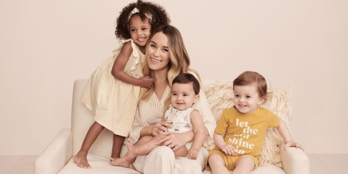 Up to 55% Off Little Co. by Lauren Conrad Baby & Toddler Apparel + FREE Shipping for Kohl's Cardholders