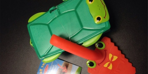 Melissa & Doug Toys from $2.50 + Free Shipping | Sand Toys, Puzzles & More