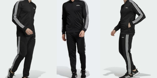 Adidas Men's Track Suit Just $42 Shipped (Regularly $70)