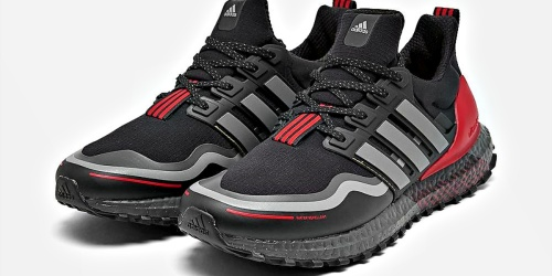 Up to 50% Off Adidas Men's Running Shoes + Free Shipping on Macys.com