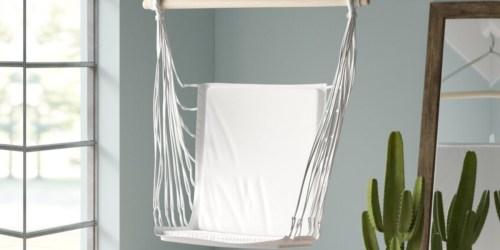 Mistana Chair Hammock Only $41.99 Shipped on Wayfair.com