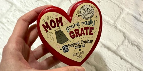 Mother's Day Cheese at ALDI | Last Minute Punny Gift Idea