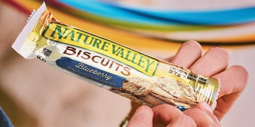 Nature Valley Breakfast Biscuits 5-Pack Only $2.37 Shipped on Amazon