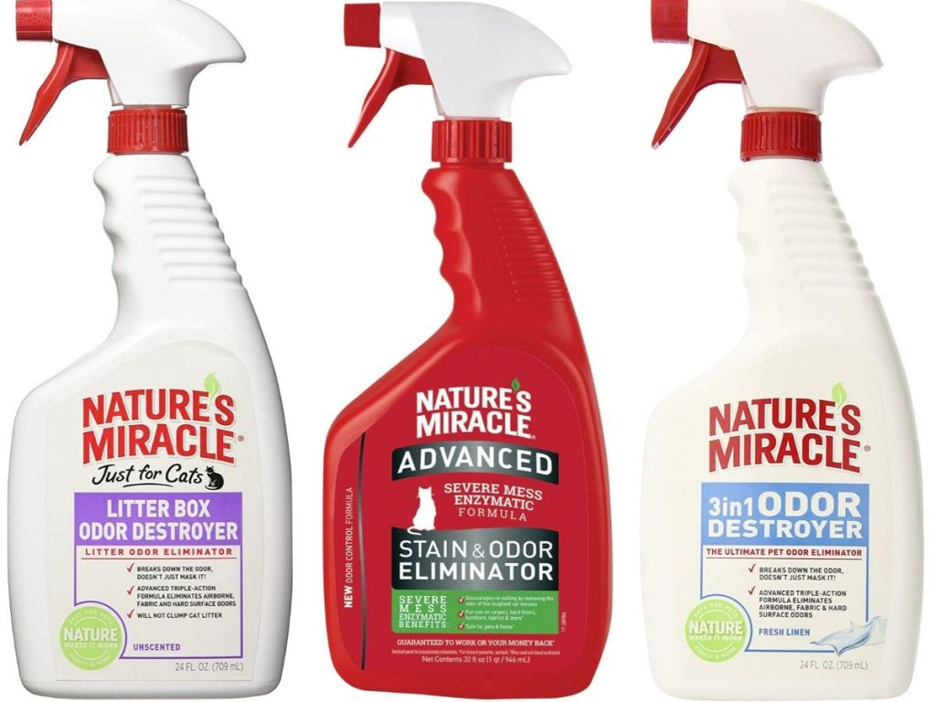 Nature's Miracle Cleaners