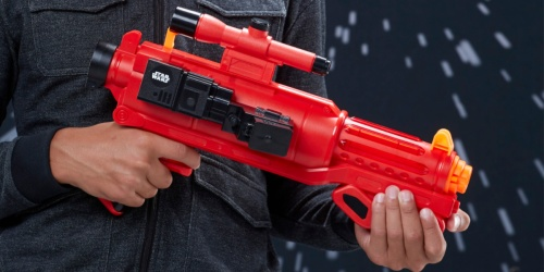 NERF Star Wars Sith Trooper Blaster w/ Darts Only $19.98 on Walmart.com (Regularly $40)
