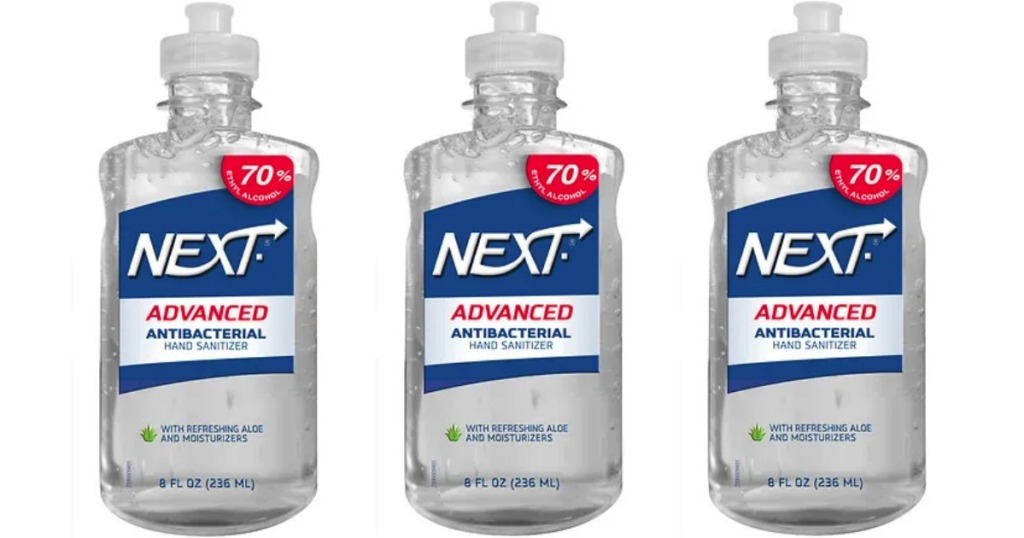 Next Hand Sanitizer from Walgreens