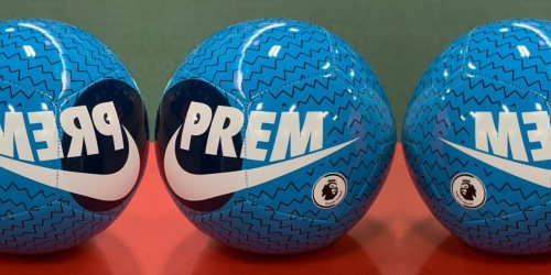Nike Soccer Balls & Footballs Only $11 Shipped (Regularly up to $25)
