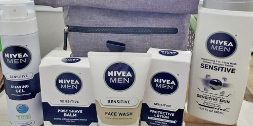 Nivea Gift Sets from $9.60 on Amazon (Regularly $16)