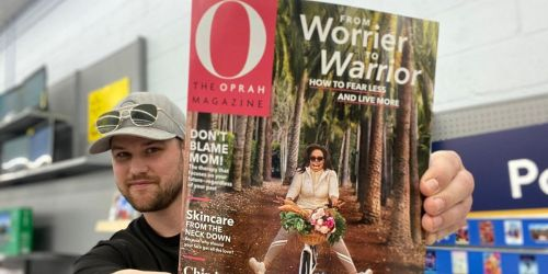 Complimentary 6-Month O, The Oprah Magazine Subscription | No Credit Card Needed