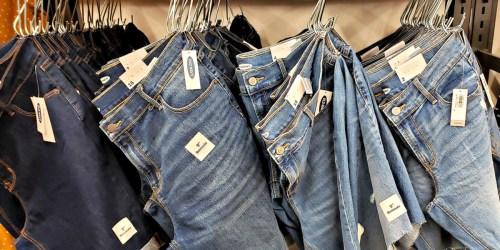 Old Navy Women's & Girls Denim Shorts from $10 (Regularly $20+)