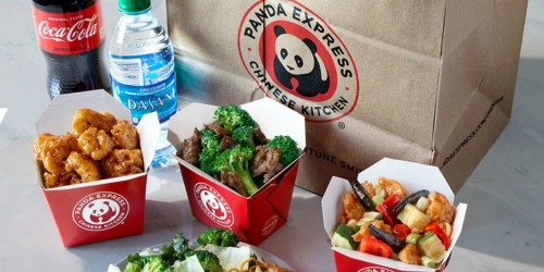Panda Express Family Meal Only $29 | Includes 3 Entrees & 2 Sides
